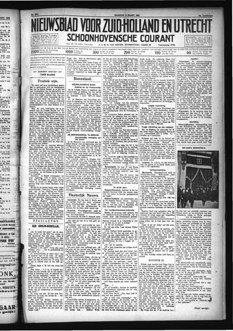Schoonhovensche Courant 1932-03-14