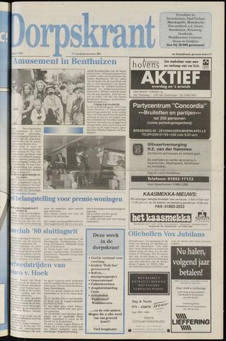 Dorpskrant 1991-10-16