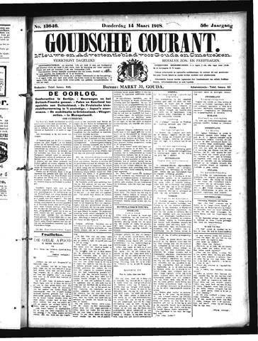 Goudsche Courant 1918-03-14