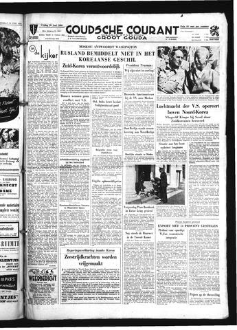 Goudsche Courant 1950-06-30