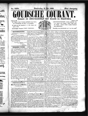 Goudsche Courant 1898-05-12
