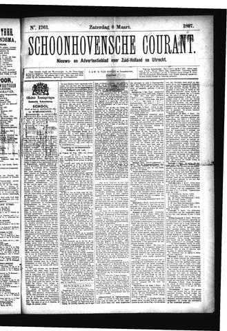 Schoonhovensche Courant 1897-03-06