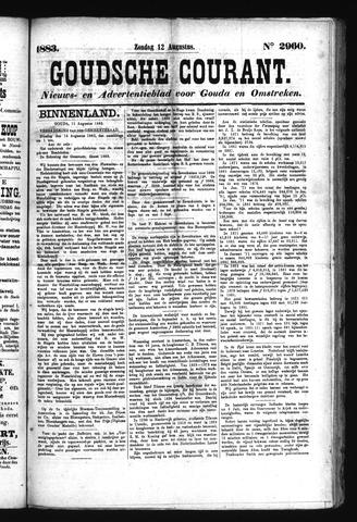 Goudsche Courant 1883-08-12