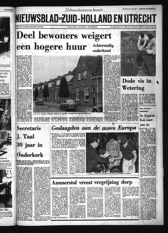 Schoonhovensche Courant 1977-06-20