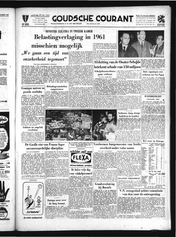 Goudsche Courant 1959-10-29