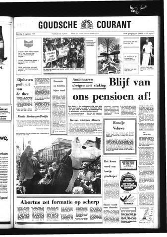 Goudsche Courant 1977-08-06
