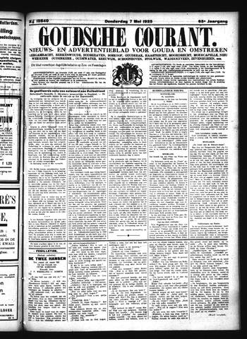 Goudsche Courant 1925-05-07