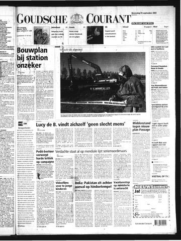Goudsche Courant 2002-09-25