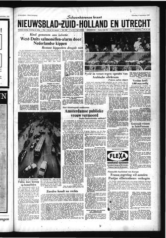 Schoonhovensche Courant 1967-09-04