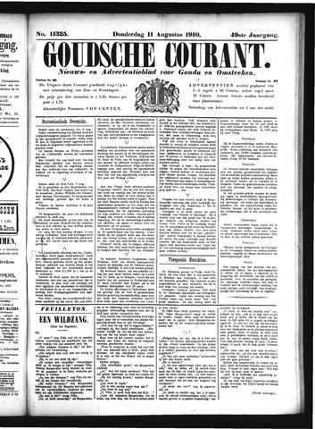 Goudsche Courant 1910-08-11