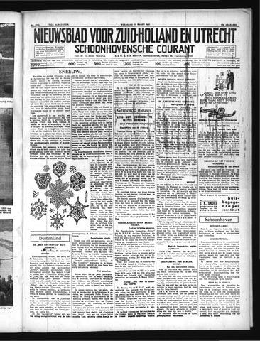 Schoonhovensche Courant 1937-03-10