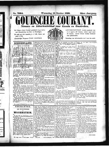 Goudsche Courant 1896-10-14