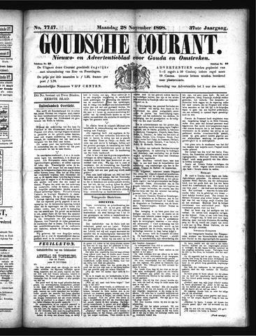 Goudsche Courant 1898-11-28