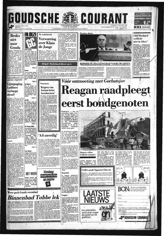Goudsche Courant 1985-10-01