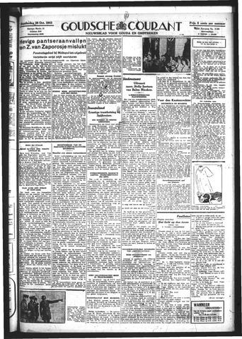 Goudsche Courant 1943-10-28