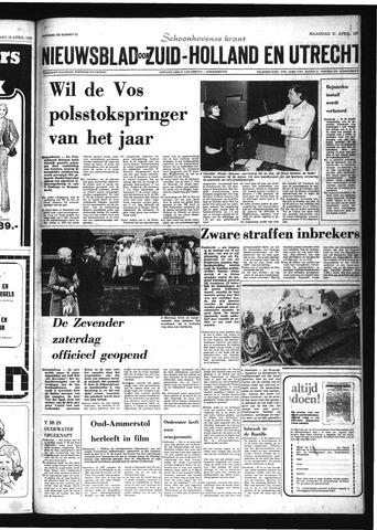 Schoonhovensche Courant 1975-04-21