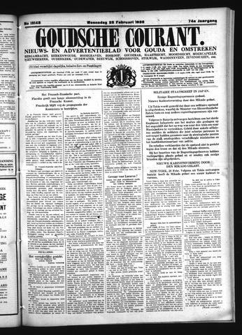 Goudsche Courant 1936-02-26