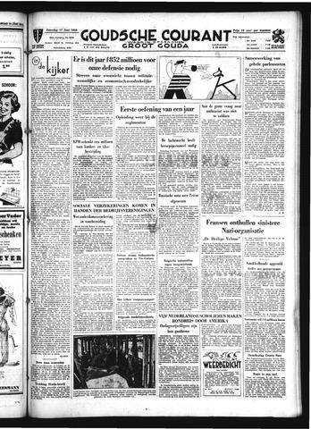 Goudsche Courant 1950-06-17