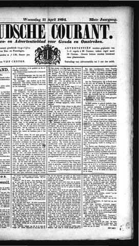 Goudsche Courant 1894-04-11