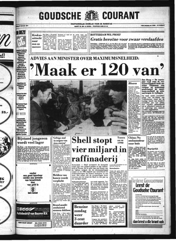 Goudsche Courant 1981-02-27