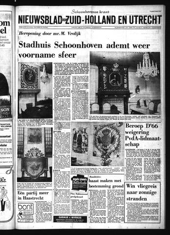 Schoonhovensche Courant 1974-03-08