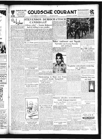 Goudsche Courant 1952-07-26