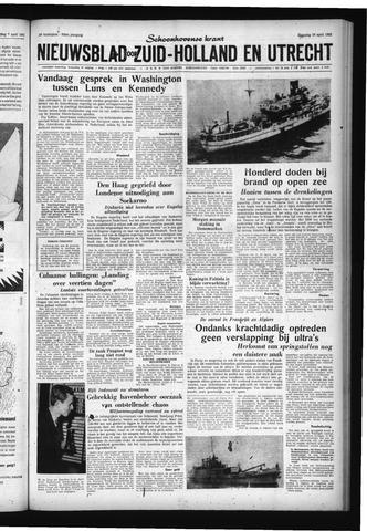 Schoonhovensche Courant 1961-04-10