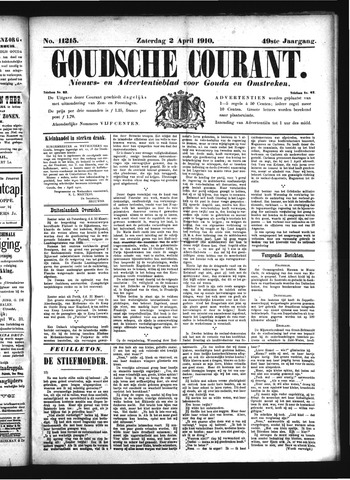 Goudsche Courant 1910-04-02