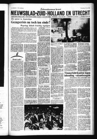 Schoonhovensche Courant 1966-06-15