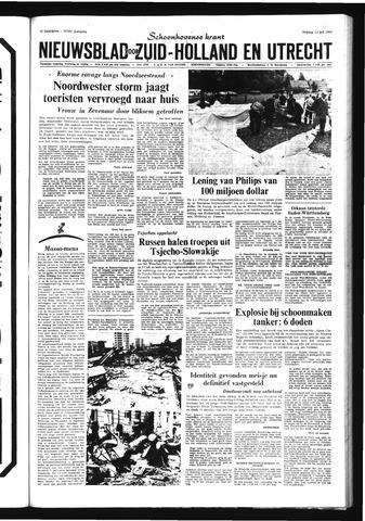 Schoonhovensche Courant 1968-07-12