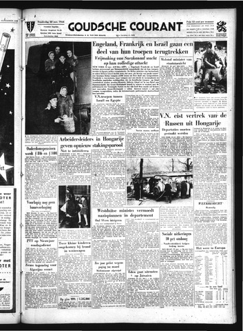 Goudsche Courant 1956-11-22