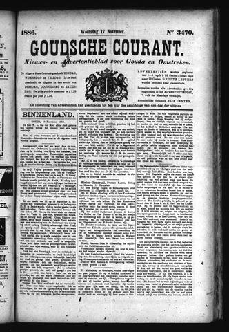 Goudsche Courant 1886-11-17