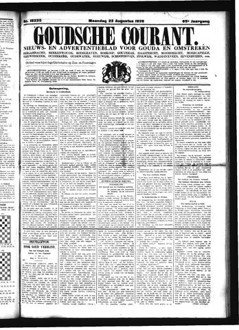 Goudsche Courant 1926-08-23