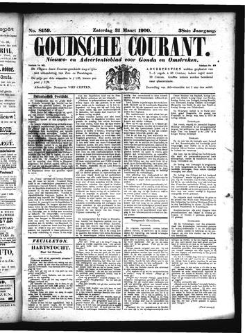 Goudsche Courant 1900-03-31