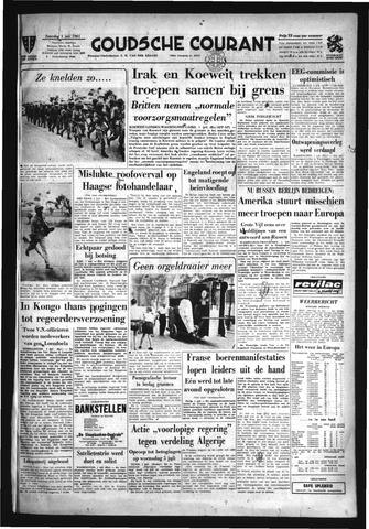 Goudsche Courant 1961-07-01