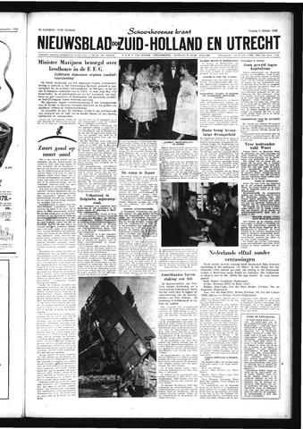 Schoonhovensche Courant 1959-10-02