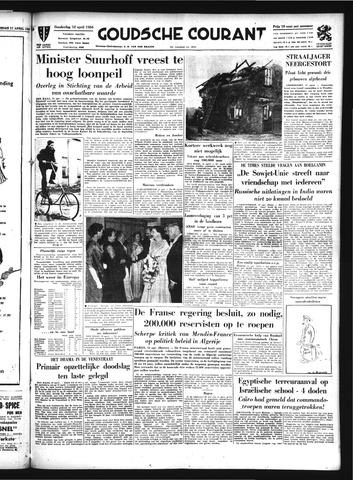 Goudsche Courant 1956-04-12