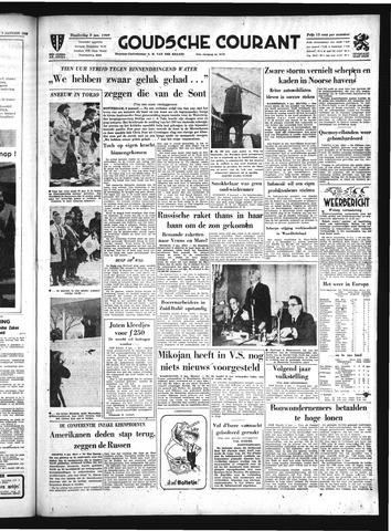 Goudsche Courant 1959-01-08