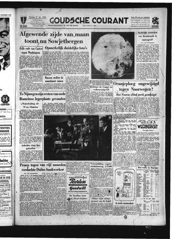 Goudsche Courant 1959-10-27
