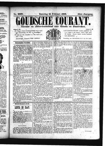 Goudsche Courant 1903-02-21