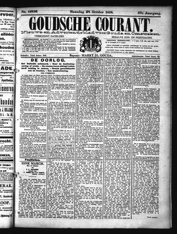 Goudsche Courant 1918-10-28