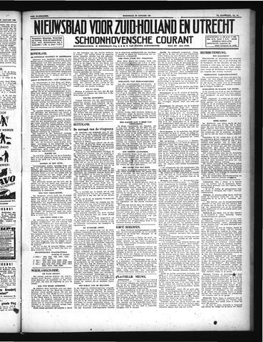 Schoonhovensche Courant 1947-01-29