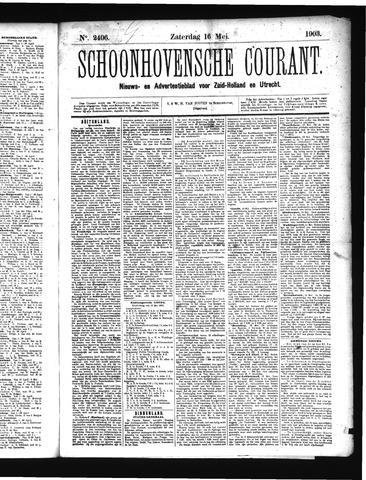 Schoonhovensche Courant 1903-05-16