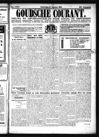 Goudsche Courant 1931-01-10