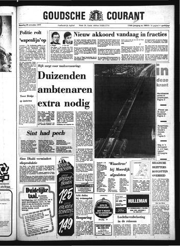Goudsche Courant 1977-11-28