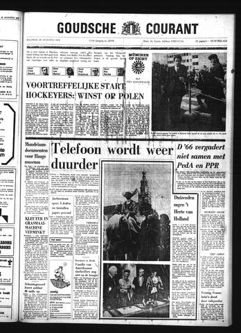Goudsche Courant 1972-08-28