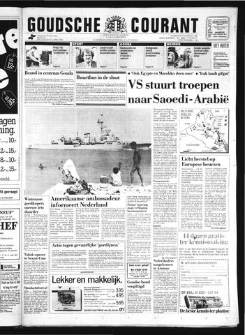 Goudsche Courant 1990-08-08