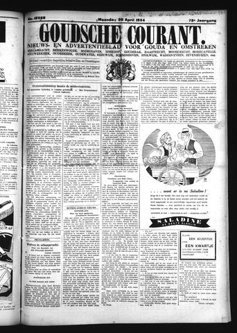Goudsche Courant 1934-04-30