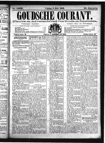 Goudsche Courant 1912-07-05