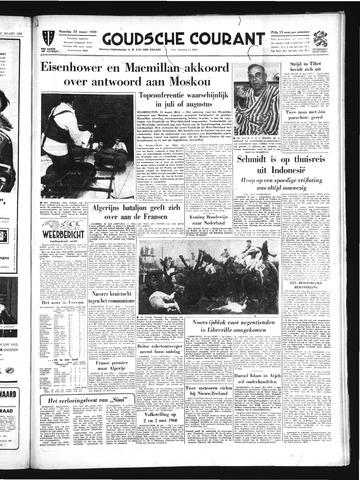 Goudsche Courant 1959-03-23